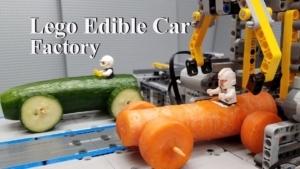 Eine mit Lego gebaute Auto-Fabrik | Gadgets | Was is hier eigentlich los?