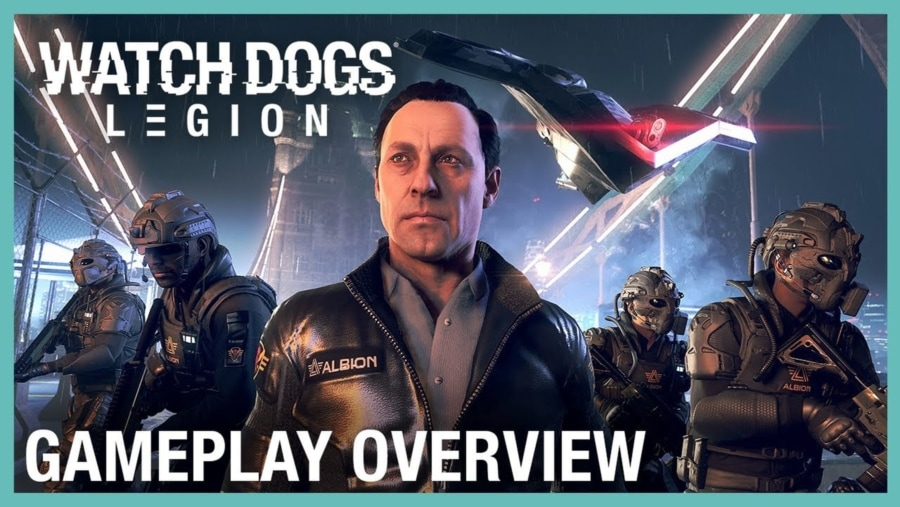 Gameplay Trailer: Watch Dogs Legion | Games | Was is hier eigentlich los?