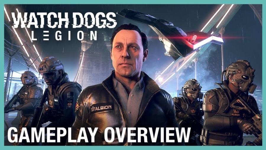 Gameplay Trailer: Watch Dogs Legion | Games | Was is hier eigentlich los?