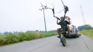 In Indien bauen sie noch immer verrückte Vespas | Gadgets | Was is hier eigentlich los?