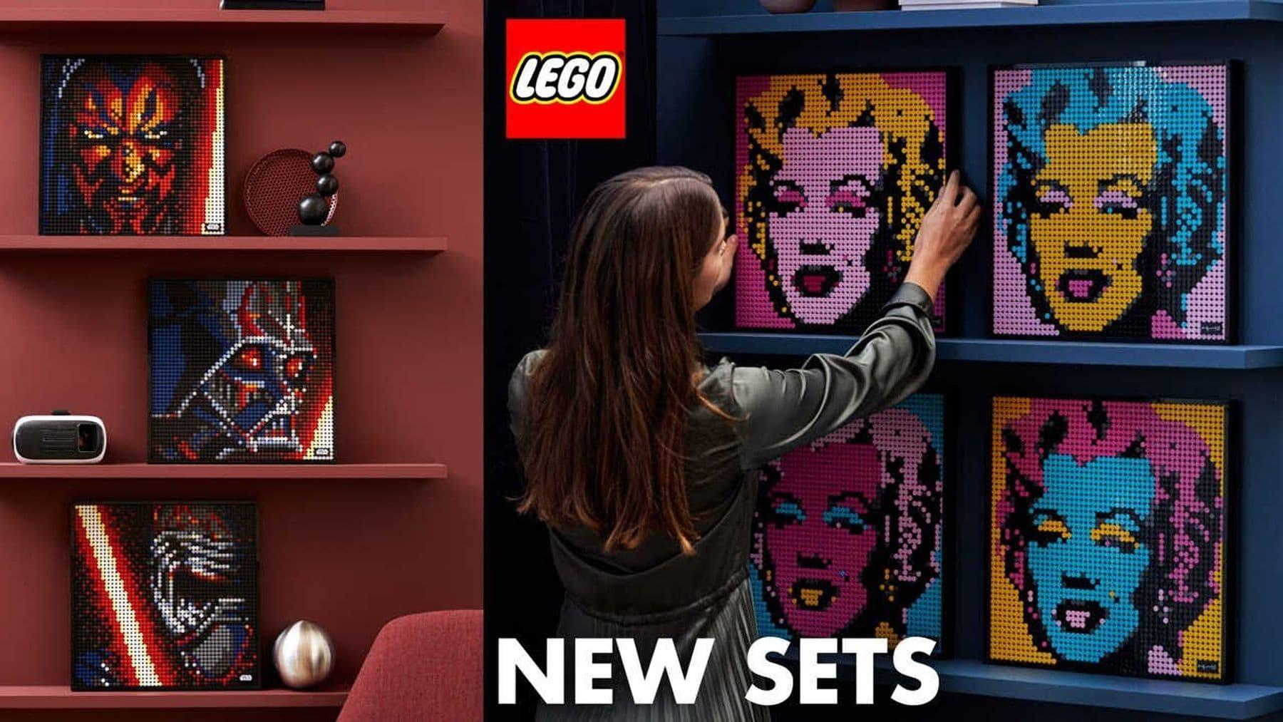 LEGO-Puzzle-Bilder mit Sound | Gadgets | Was is hier eigentlich los?