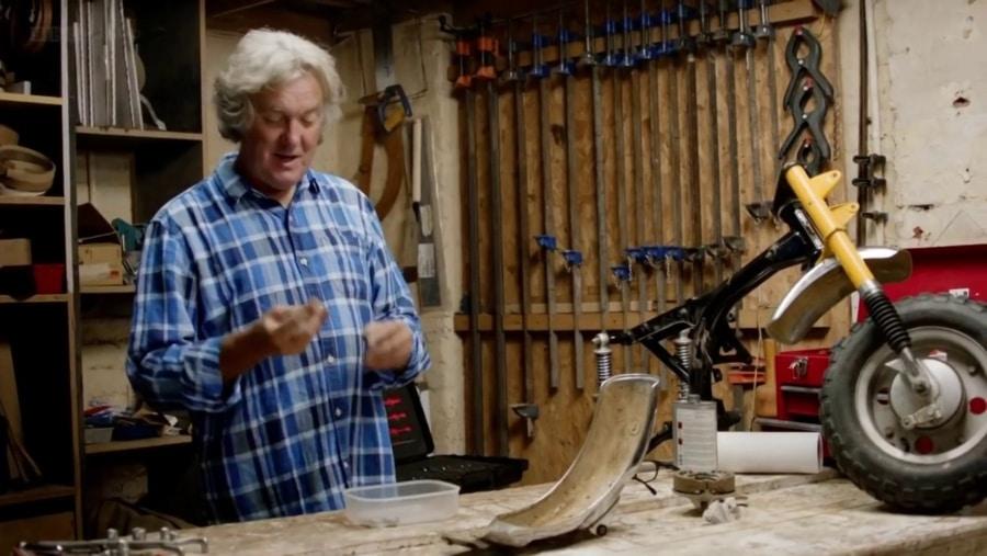 Nur ein Typ (James May), der Dinge wieder zusammenbaut | Handwerk | Was is hier eigentlich los?