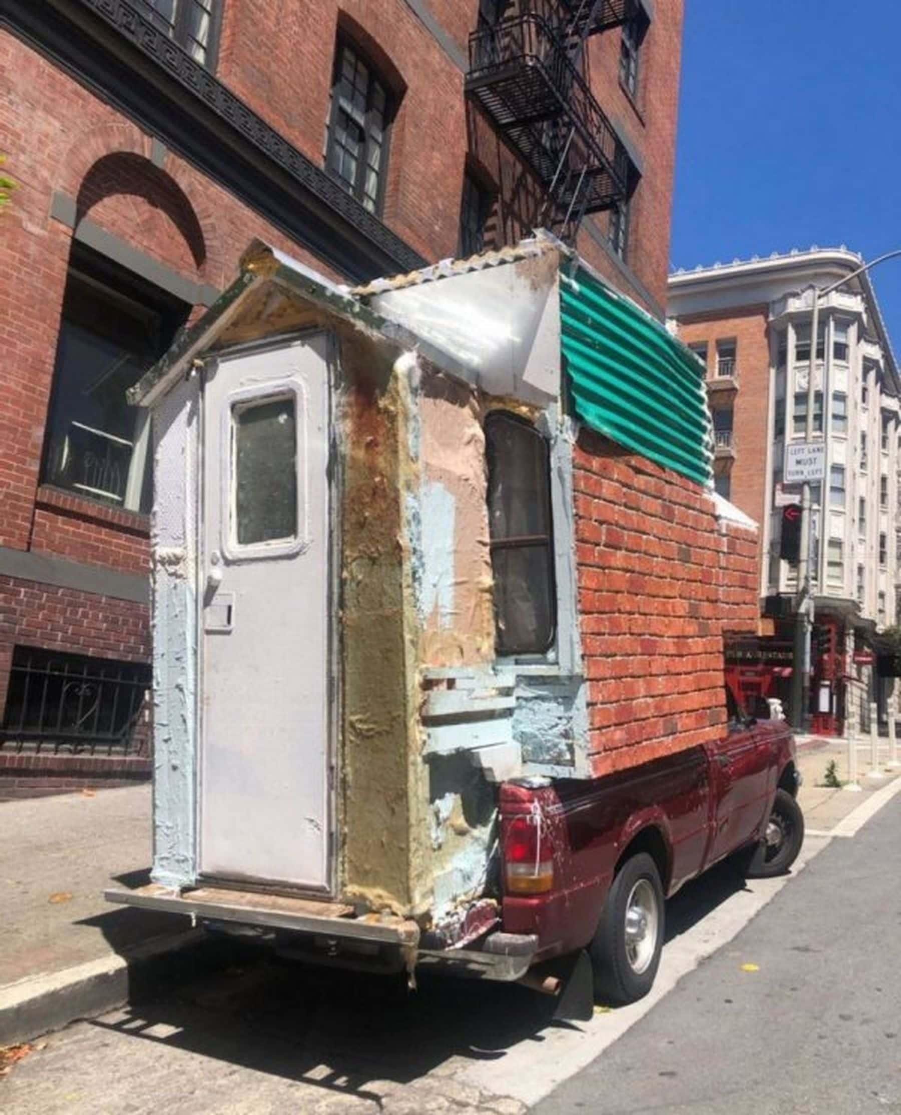 Schon toll, dass jetzt alle Leute ihren Wohnwagen umbauen wollen ... | Lustiges | Was is hier eigentlich los?