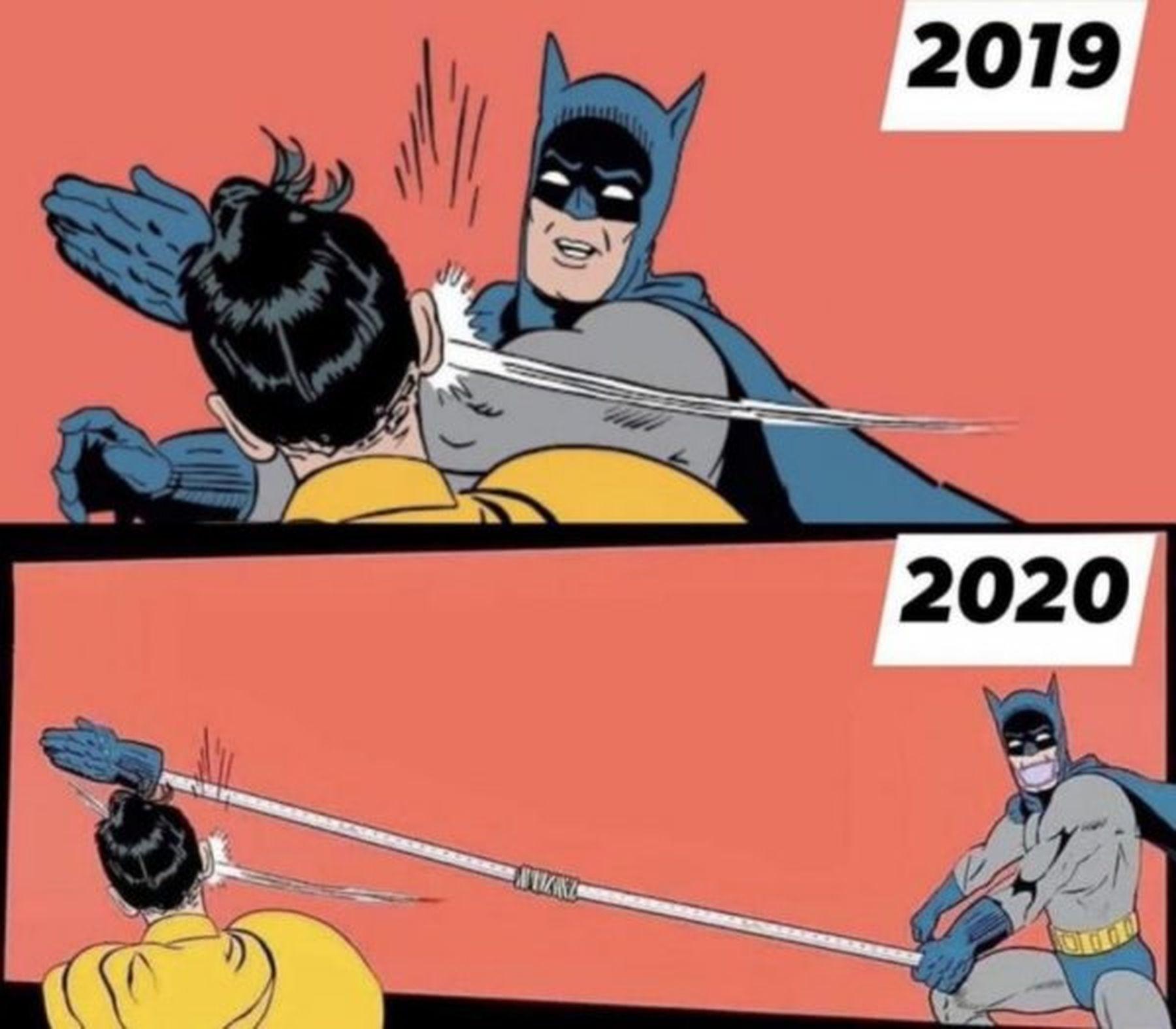 Selbst Batman trägt Maske und hält Abstand | Lustiges | Was is hier eigentlich los?