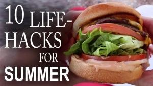 10 Lifehacks für den Sommer | Awesome | Was is hier eigentlich los?