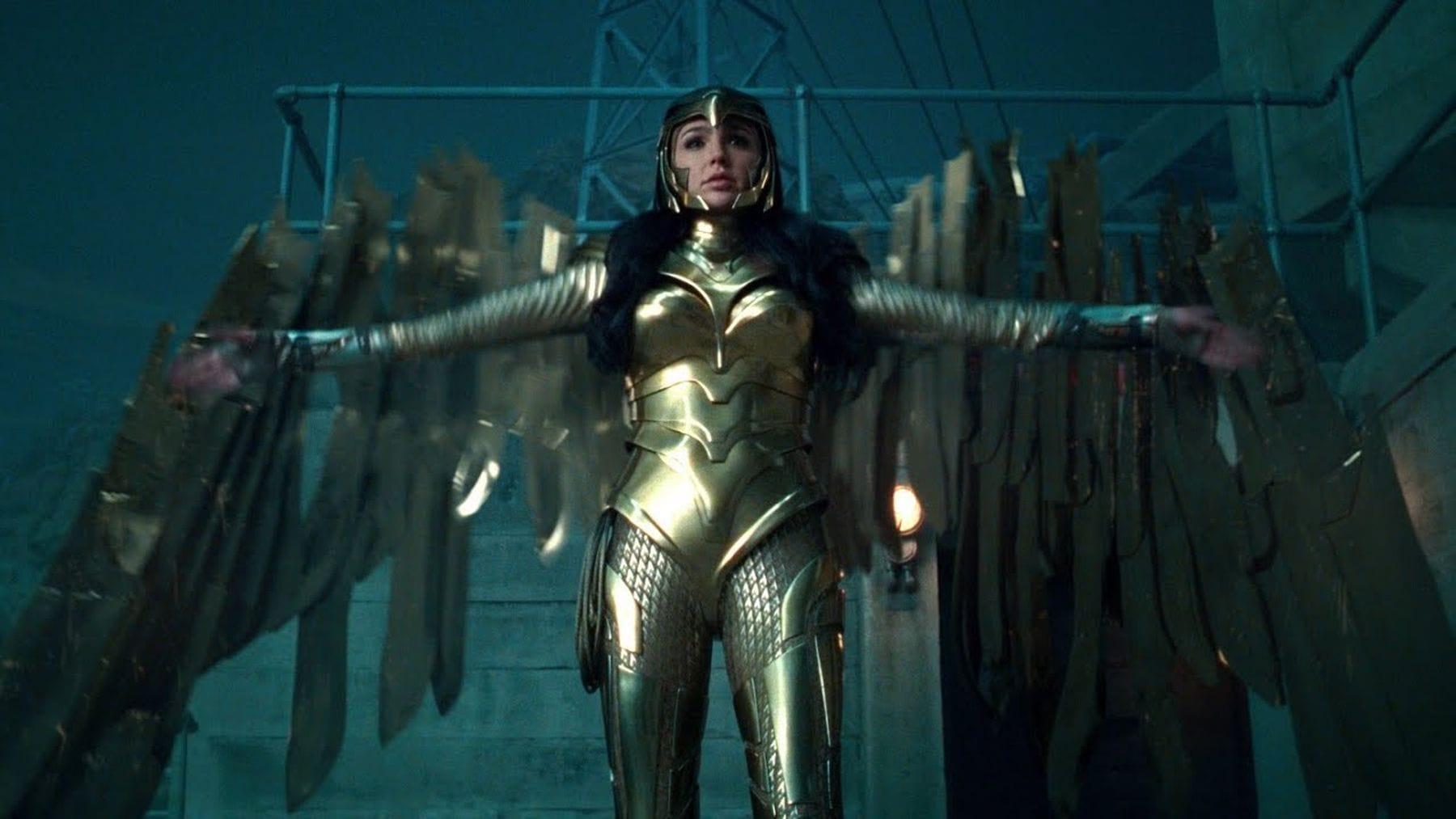2. Trailer: Wonder Woman 1984 | Kino/TV | Was is hier eigentlich los?