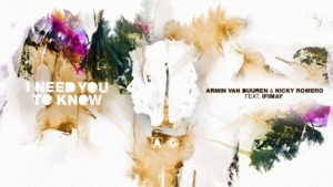 Armin van Buuren & Nicky Romero - I Need You To Know | Musik | Was is hier eigentlich los?