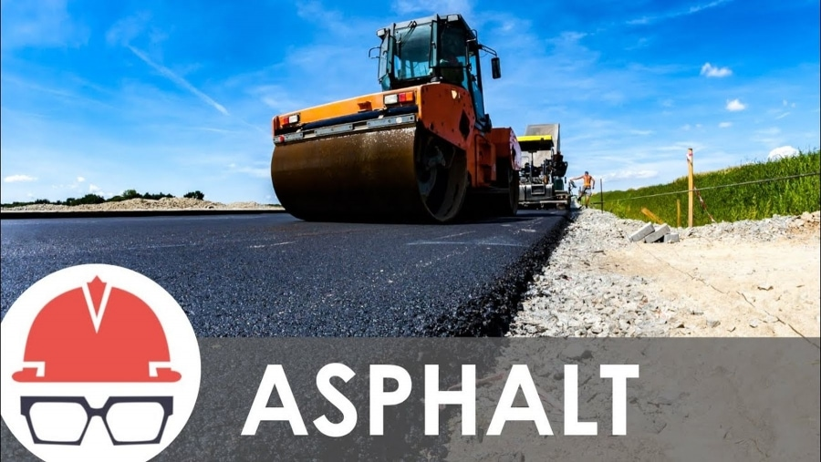 Asphalt – The World's Most Recycled Material | Was gelernt | Was is hier eigentlich los?