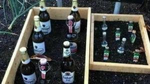Der beste Ort bei den aktuellen Temperaturen: Der Bier- und Kräutergarten | Lustiges | Was is hier eigentlich los?