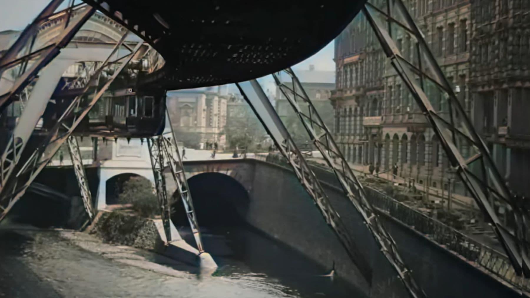 Die Wuppertaler Schwebebahn 1902 | Zeitgeschichte | Was is hier eigentlich los?