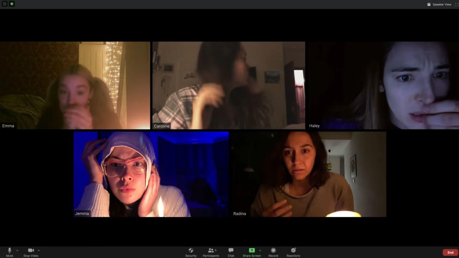 Host – Ein Horrorfilm nur mit Zoom gedreht | Kino/TV | Was is hier eigentlich los?