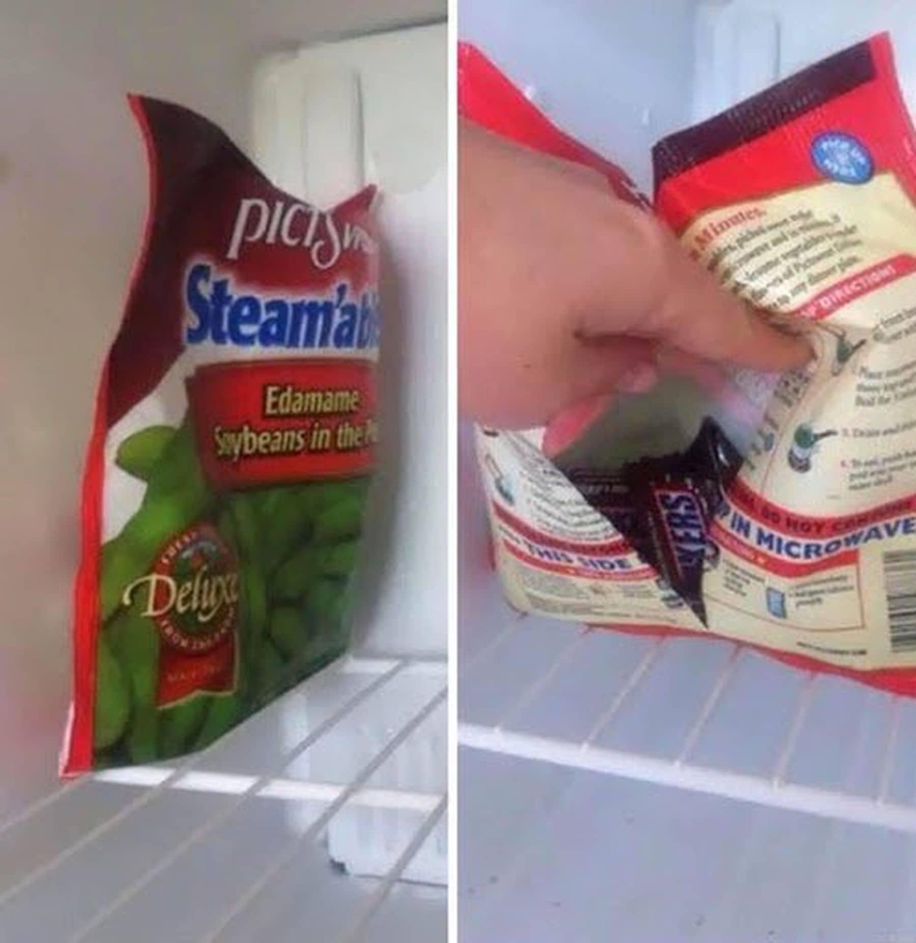 Lifehack: Wie man Süßigkeiten vor anderen sichert | Lustiges | Was is hier eigentlich los?