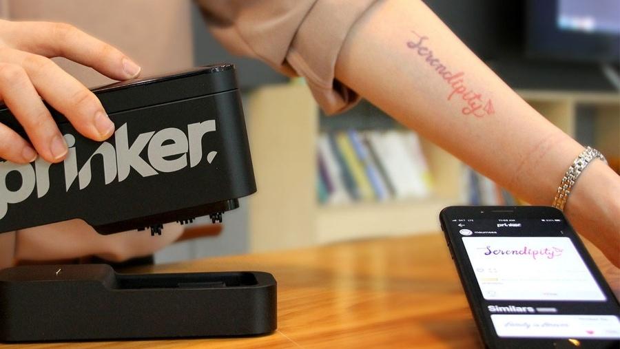 Nur ein Tattoo-Drucker | Gadgets | Was is hier eigentlich los?
