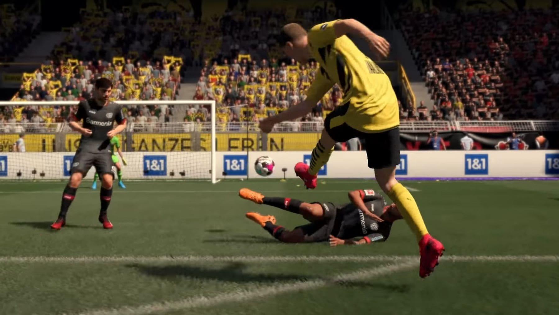 Offizieller Gameplay-Trailer: FIFA 21 | Games | Was is hier eigentlich los?