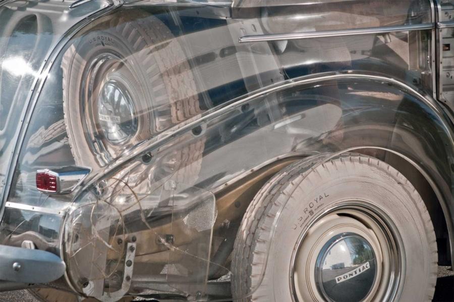 Pontiac Ghost Car - Das erste durchsichtige Auto der Welt | Zeitgeschichte | Was is hier eigentlich los?