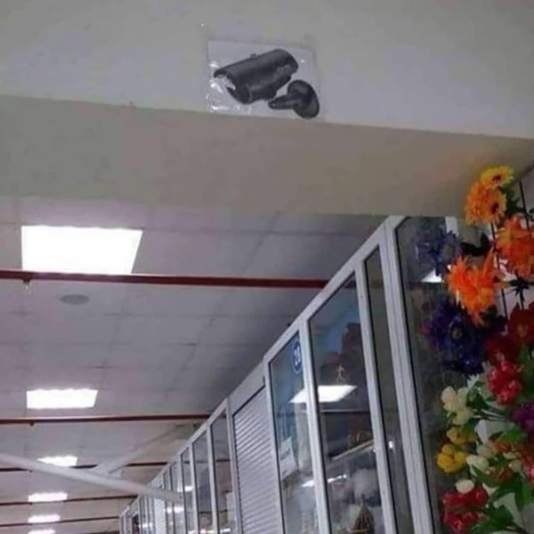 Wenn du kein Geld hast, aber trotzdem ein Sicherheitssystem willst | Lustiges | Was is hier eigentlich los?