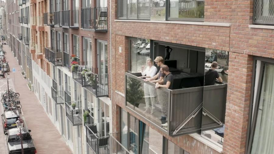 Bloomframe – Fenster und Balkon in einem | Gadgets | Was is hier eigentlich los?