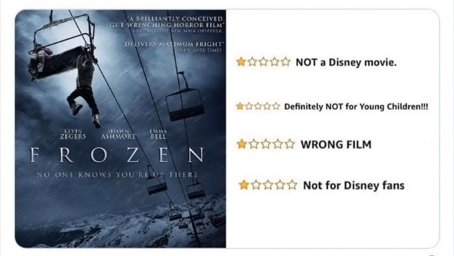 Die besten Amazon Film-Reviews (bis jetzt) | Lustiges | Was is hier eigentlich los?