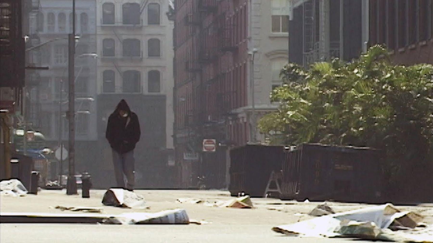 Die ersten zwei Tage nach den Anschlägen von 9/11   Zeitgeschichte   Was is hier eigentlich los?