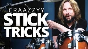 Einfache, aber eindrucksvolle Tricks mit Drumsticks | Musik | Was is hier eigentlich los?
