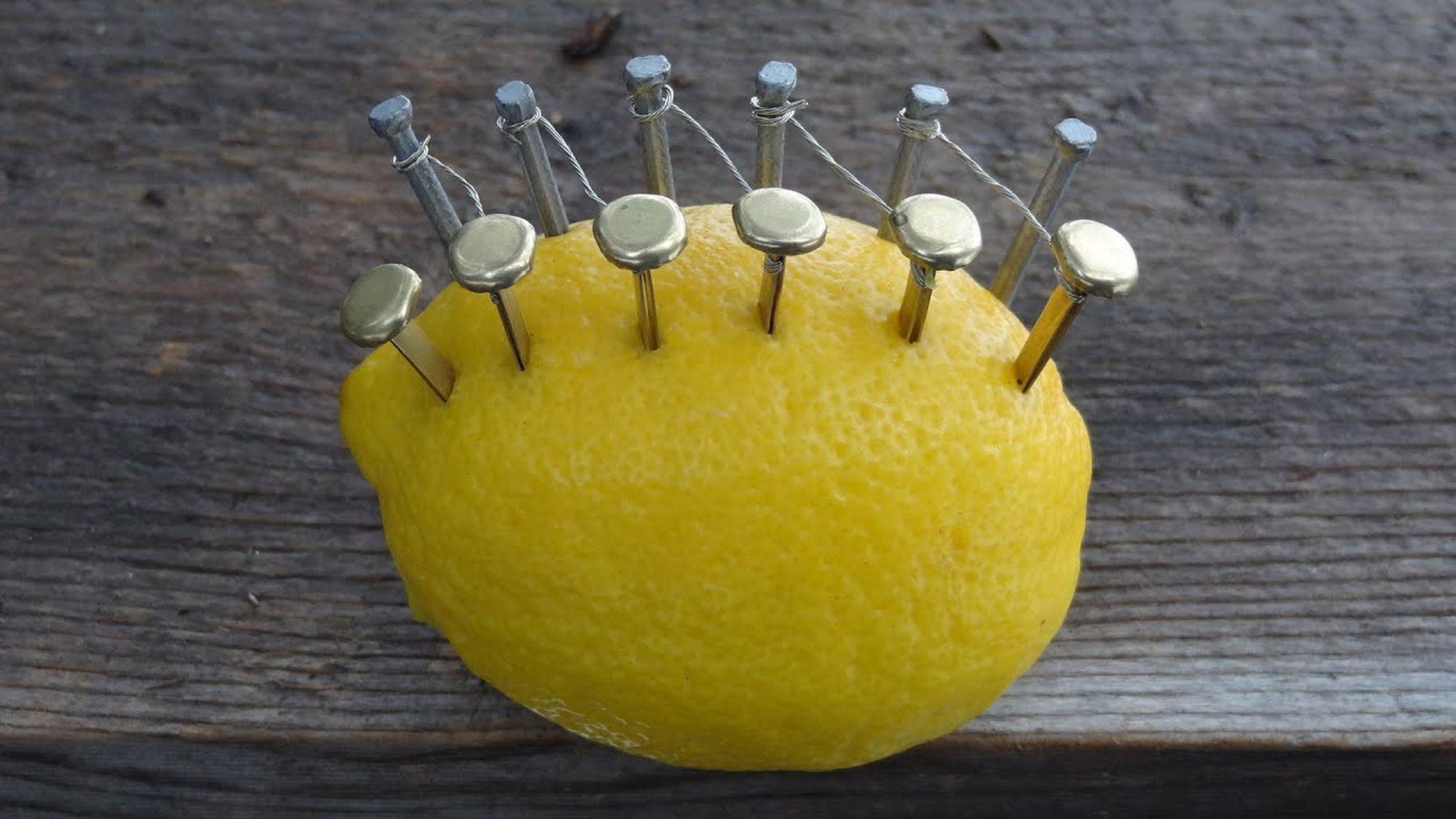 Gibt dir das Leben eine Zitrone, mach Feuer damit | Was gelernt | Was is hier eigentlich los?
