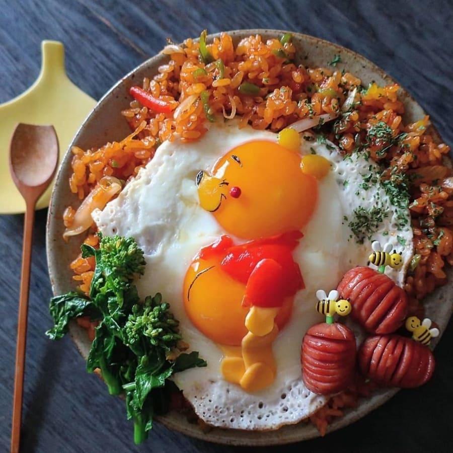 Kleine Kunstwerke aus Lebensmitteln von Etoni Mama | Essen und Trinken | Was is hier eigentlich los?