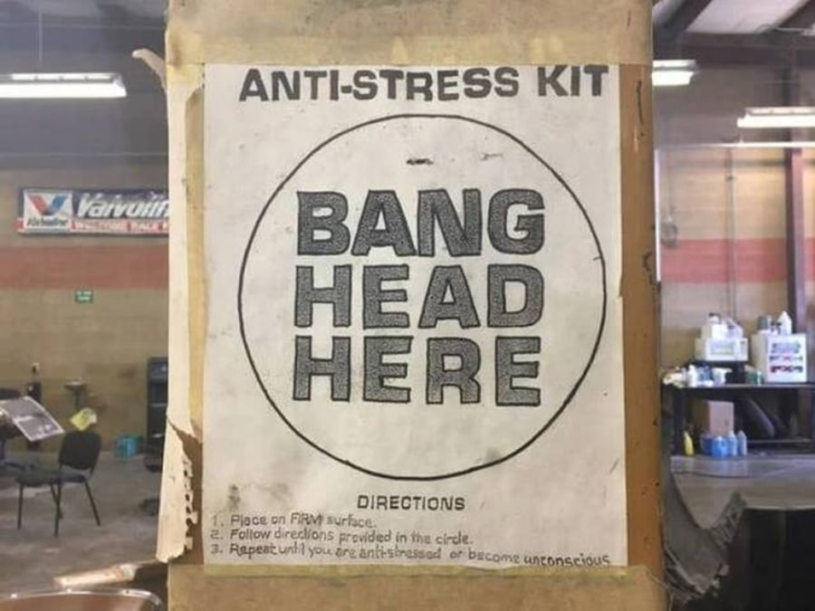 Lifehack: Das Anti-Stress-Kit | Lustiges | Was is hier eigentlich los?