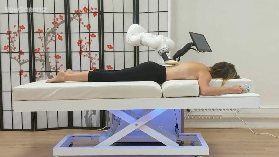 Neuer Trend: Massage-Roboter | Gadgets | Was is hier eigentlich los?