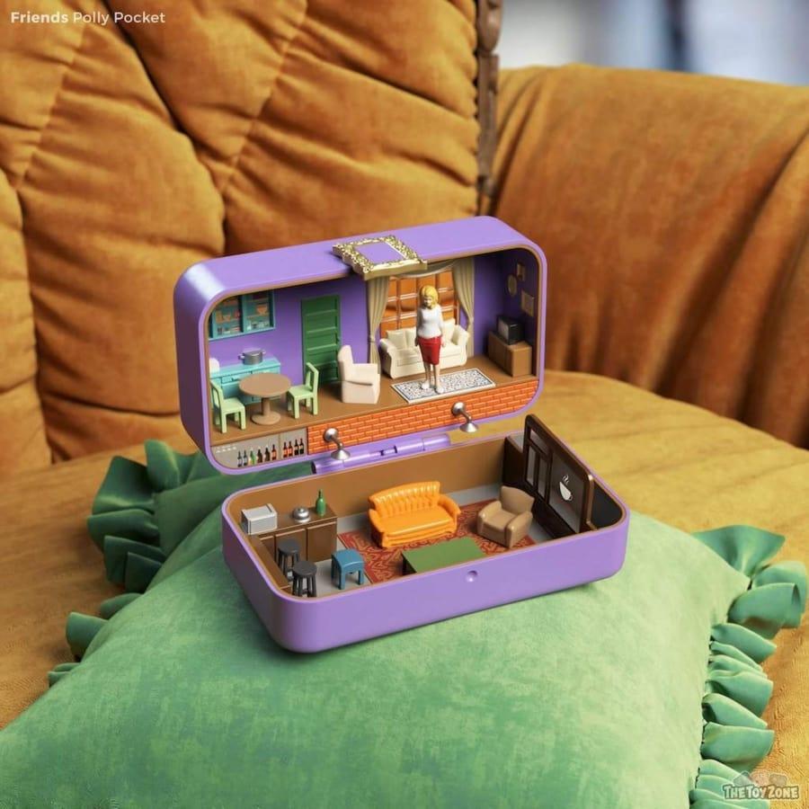 Polly Pocket-Modelle aus Film und Fernsehen | Design/Kunst | Was is hier eigentlich los?