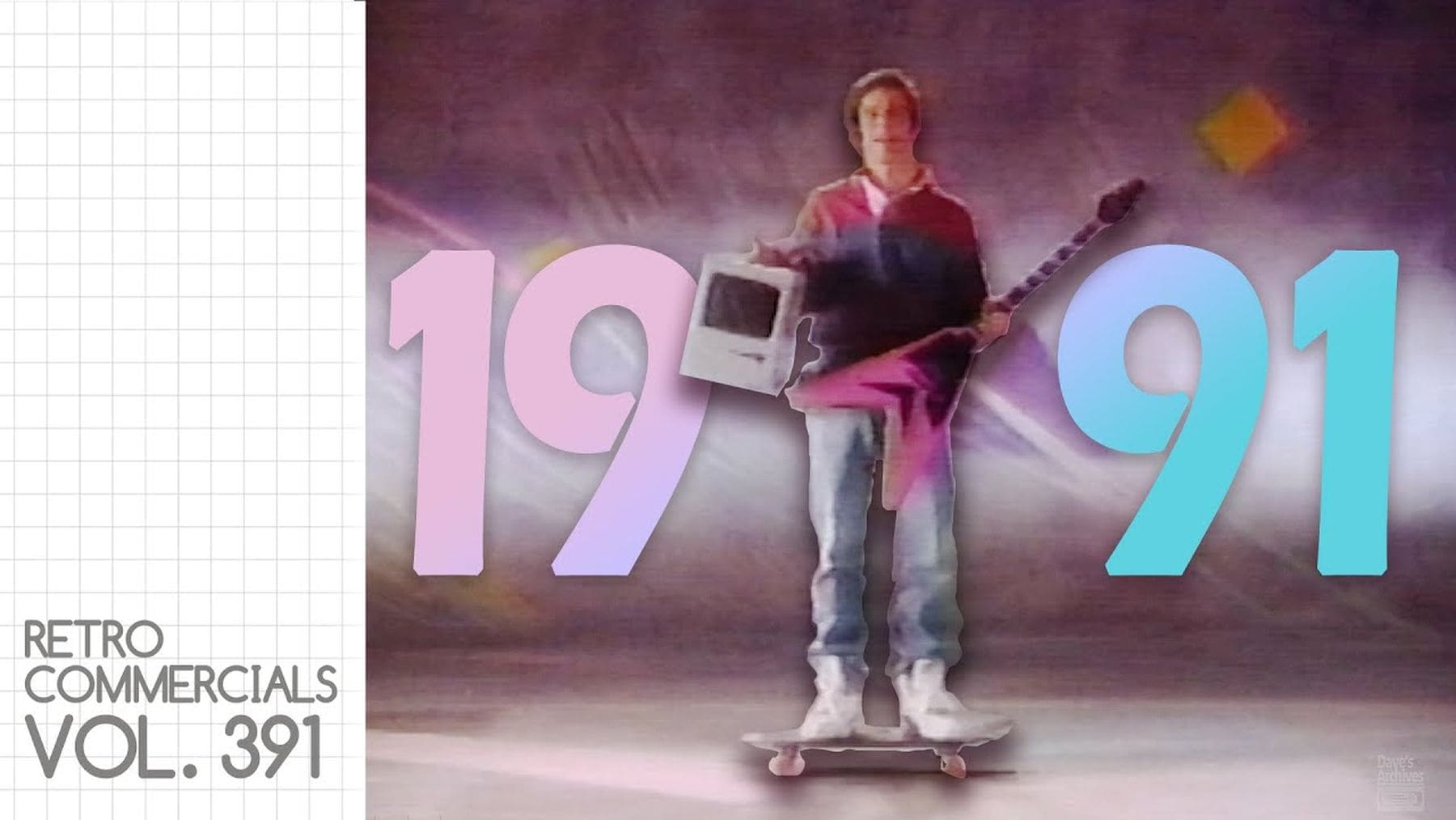 Retro-Werbung von 1991 | Werbung | Was is hier eigentlich los?