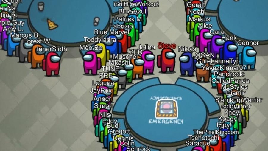 """Among Us"" mit 100 Spielern gespielt | Awesome | Was is hier eigentlich los?"