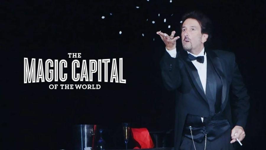 Die Hauptstadt der Zauberei ... | Menschen | Was is hier eigentlich los?