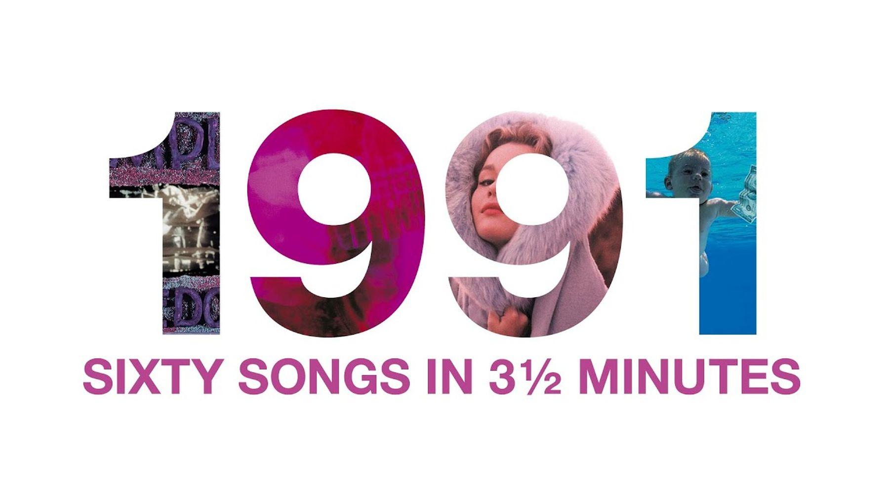 DIE Songs aus dem Jahr 1991   Musik   Was is hier eigentlich los?
