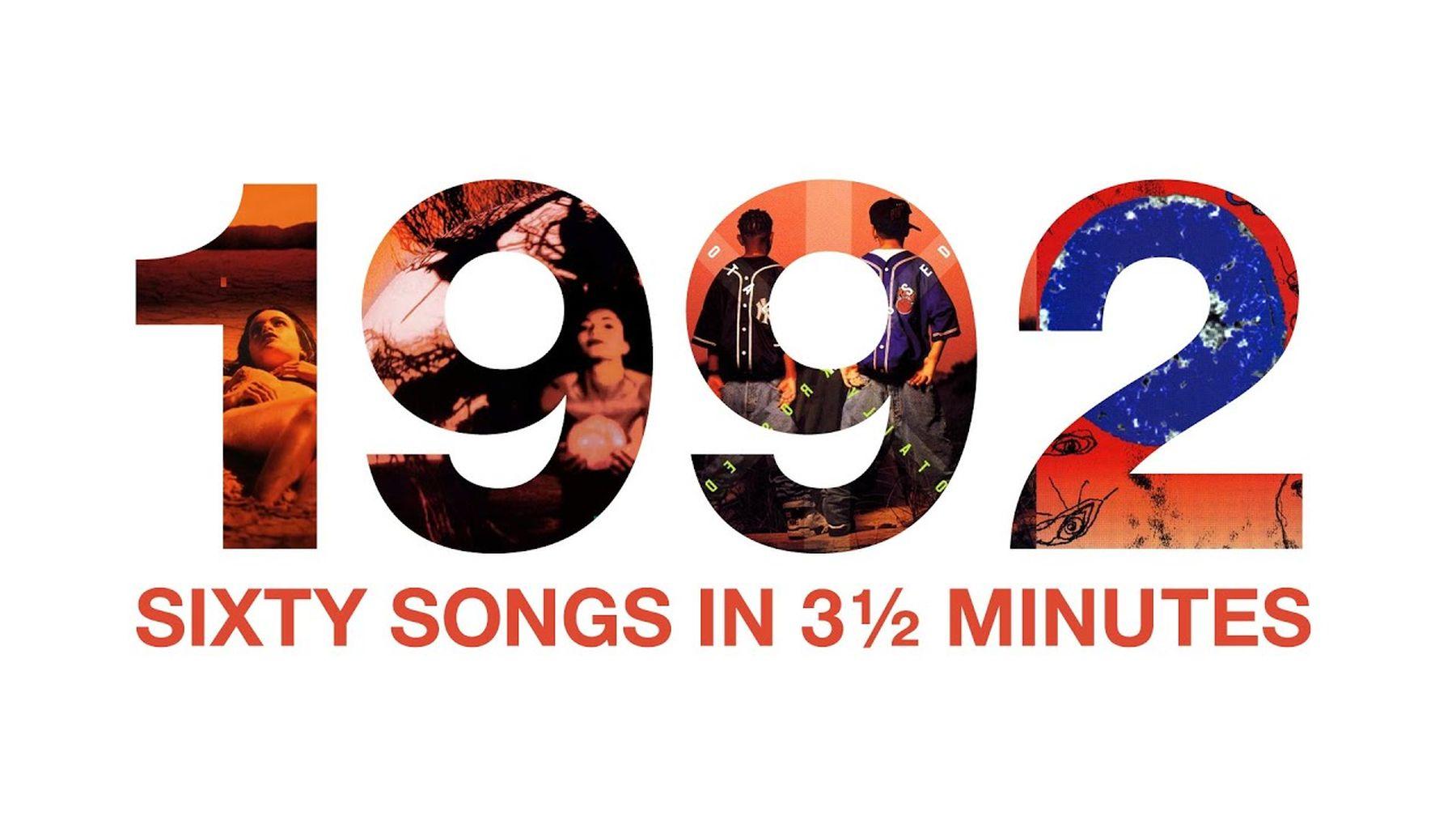 DIE Songs aus dem Jahr 1992 | Musik | Was is hier eigentlich los?