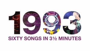 DIE Songs aus dem Jahr 1993 | Musik | Was is hier eigentlich los?