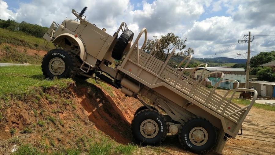 Ein LKW, der alles erklimmen kann | Gadgets | Was is hier eigentlich los?