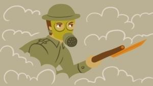 Eine Reise durch die Geschichte der menschengemachten Waffen | Animation | Was is hier eigentlich los?