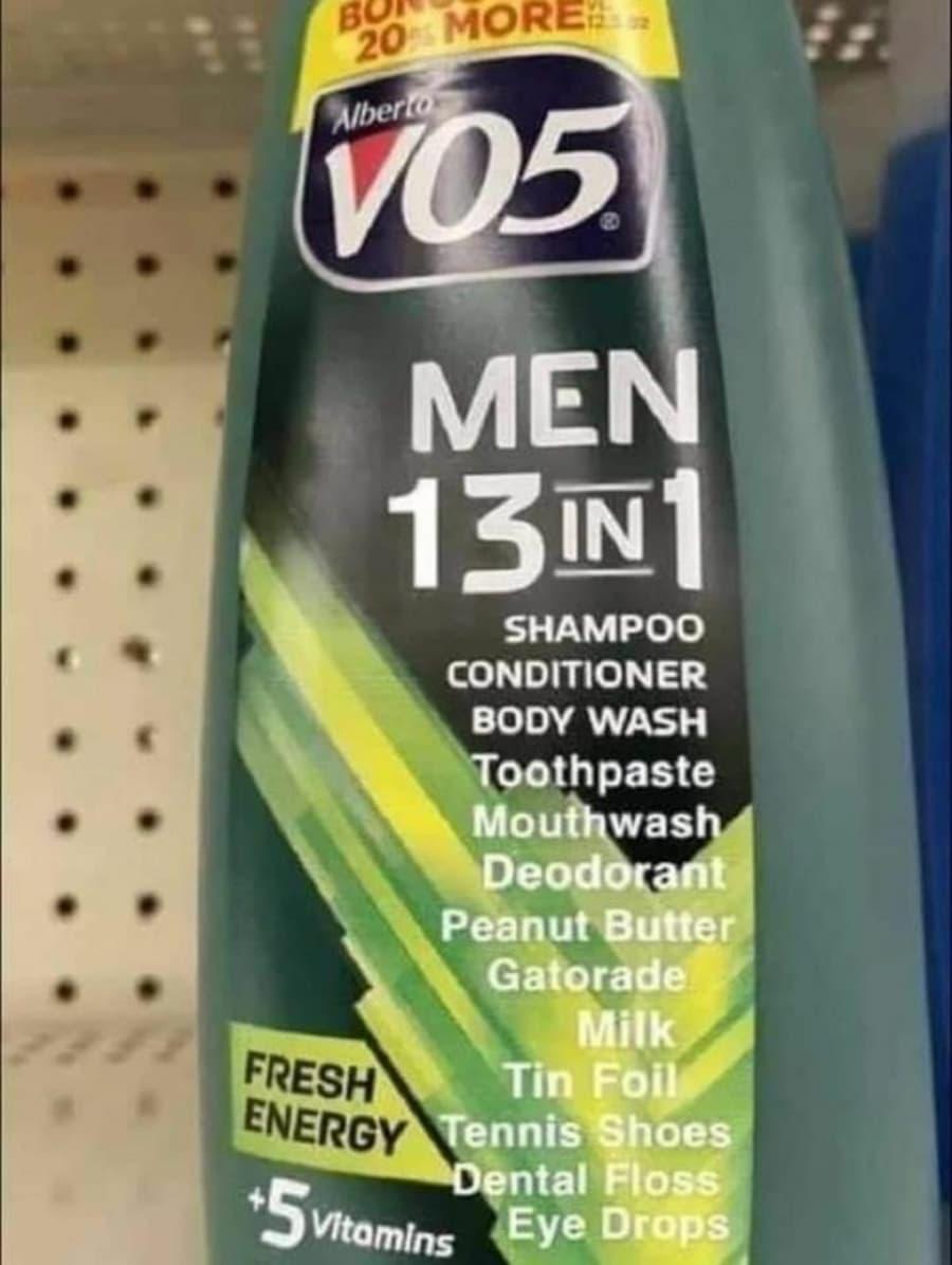Männer-Shampoo ist das bessere Shampoo | Lustiges | Was is hier eigentlich los?