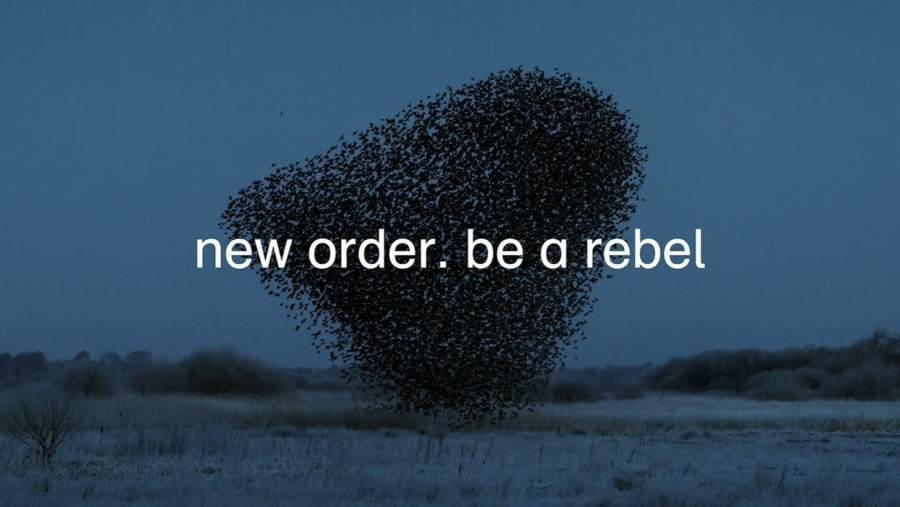 New Order - Be a Rebel | Musik | Was is hier eigentlich los?