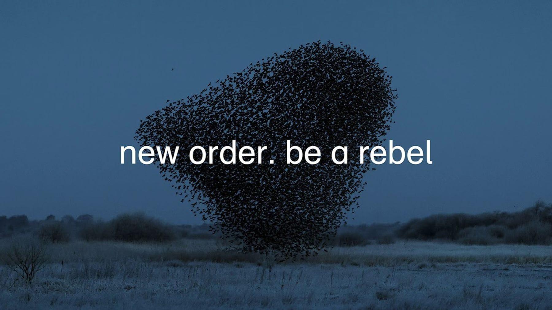 New Order - Be a Rebel | Musik | Was is hier eigentlich los?