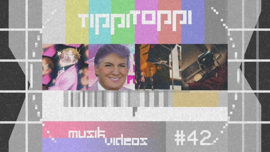 Tippi Toppi Musikvideos Vol. 42 – Das vorletzte Video ist eigentlich verboten | Musik | Was is hier eigentlich los?