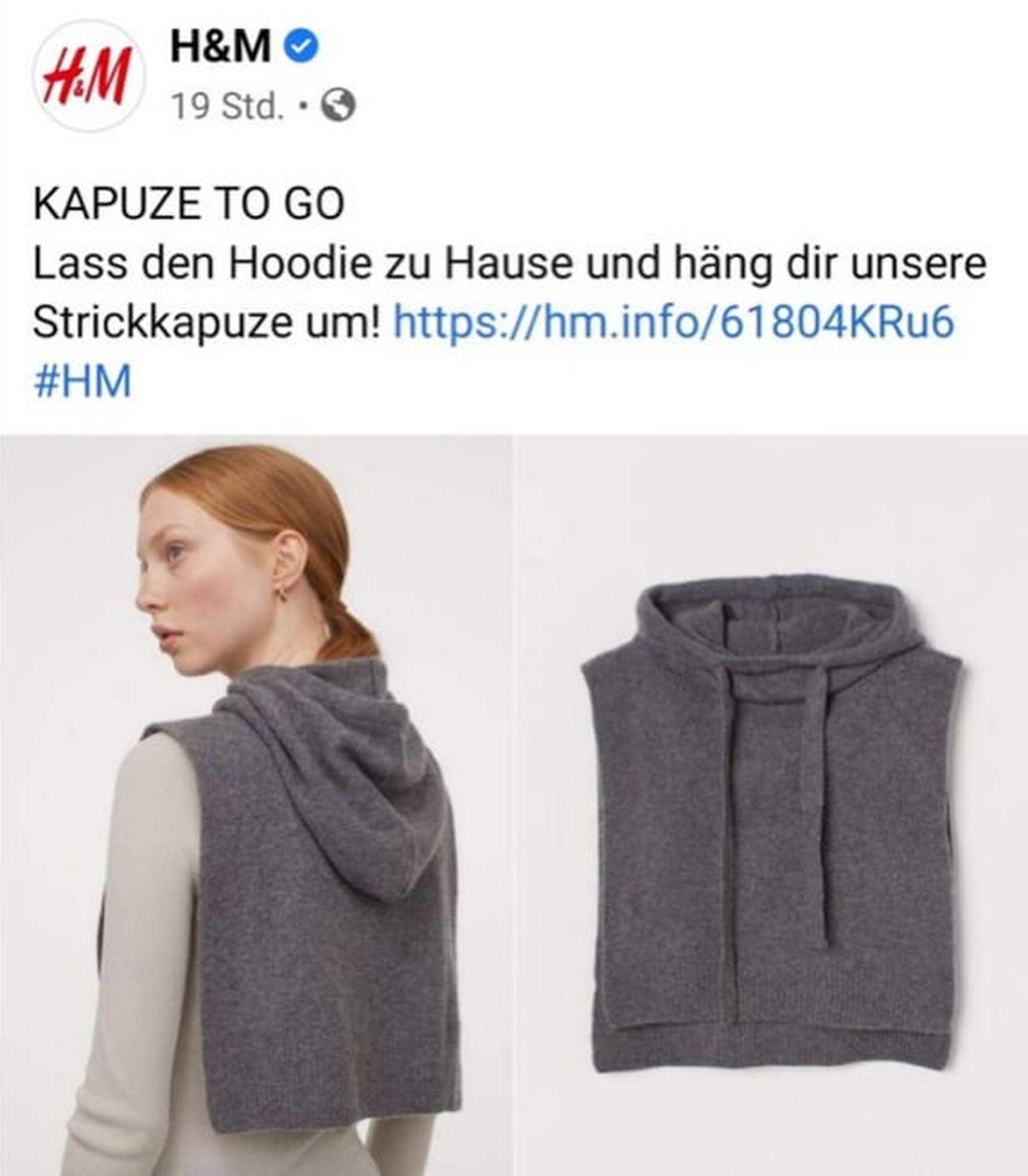 Warum ich Mode gar nicht mehr verstehen will ... (ernsthaft, H&M?) | WTF | Was is hier eigentlich los?