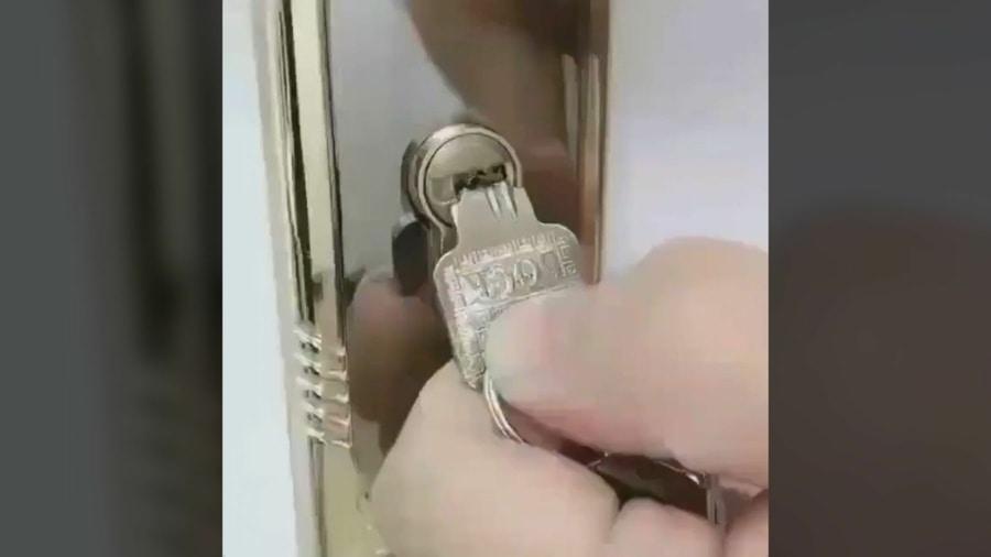 Wie man einen abgebrochenen Schlüssel aus dem Schloss bekommt | Was gelernt | Was is hier eigentlich los?