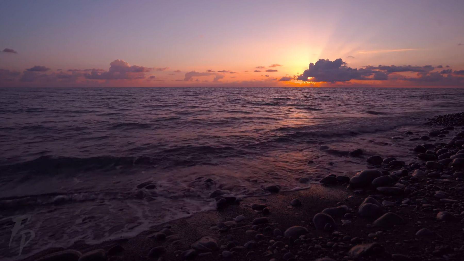 4 Stunden entspanntes Meeresrauschen | Awesome | Was is hier eigentlich los?