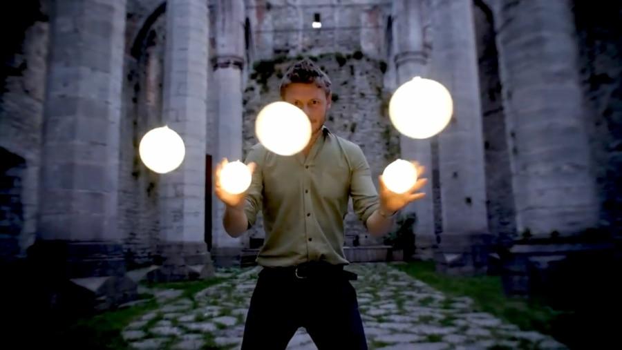 Daniel Rosenfeldt und sein Orbit Juggling | Awesome | Was is hier eigentlich los?