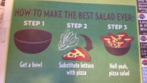 Der beste Salat der Welt | Lustiges | Was is hier eigentlich los?