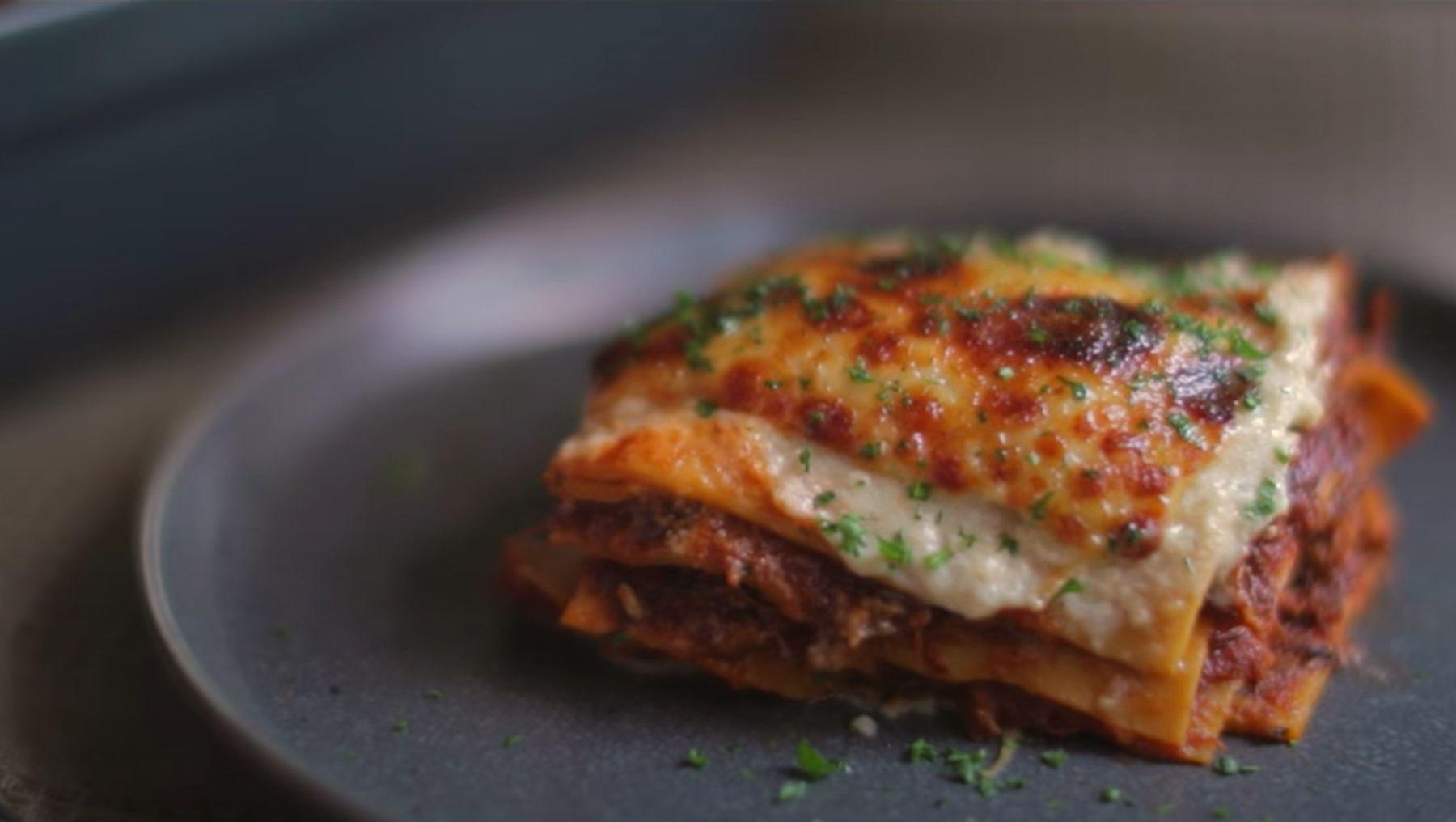 Eine Lasagne, die 100 Stunden zur Zubereitung braucht | Essen und Trinken | Was is hier eigentlich los?