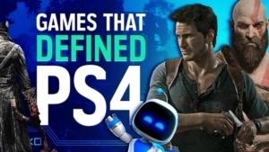 Eine Sekunde aus jedem bedeutenden Spiel der PS4-Ära | Nerd-Kram | Was is hier eigentlich los?