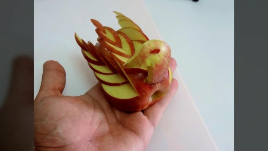 Einem Food-Bildhauer über die Schultern geschaut | Essen und Trinken | Was is hier eigentlich los?