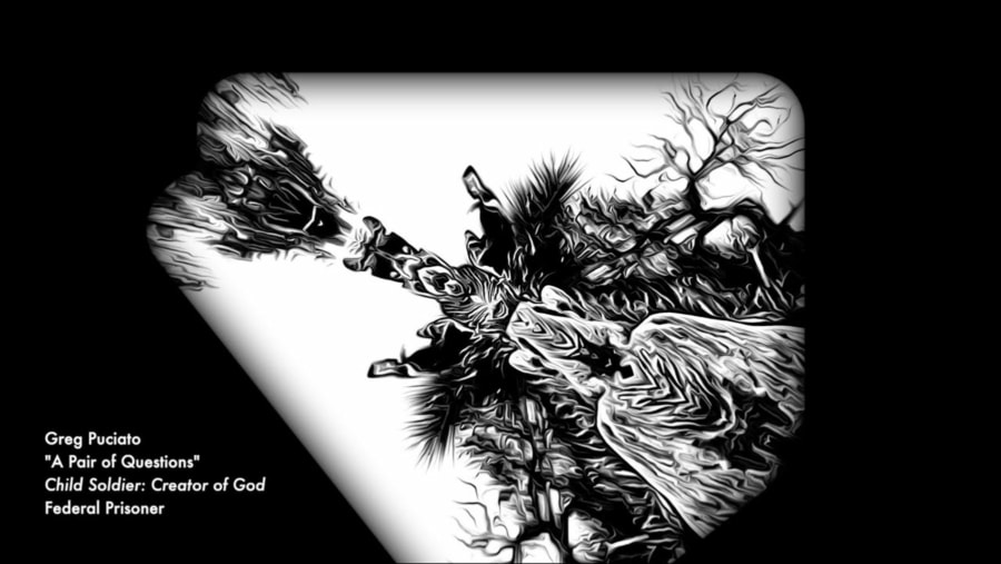 Greg Puciato - A Pair of Questions | Musik | Was is hier eigentlich los?